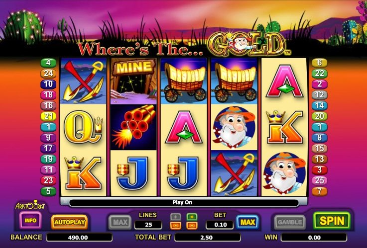 "Play ""50 Lions"", ""5 Dragons"" and ""Wheres the Gold Pokies"" With Free Spins:No download and No Registration Required For Android Phone Users"